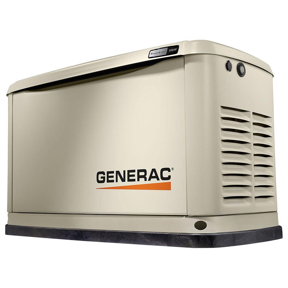 Generac Guardian 10000-Watt Home Backup Generator, , large