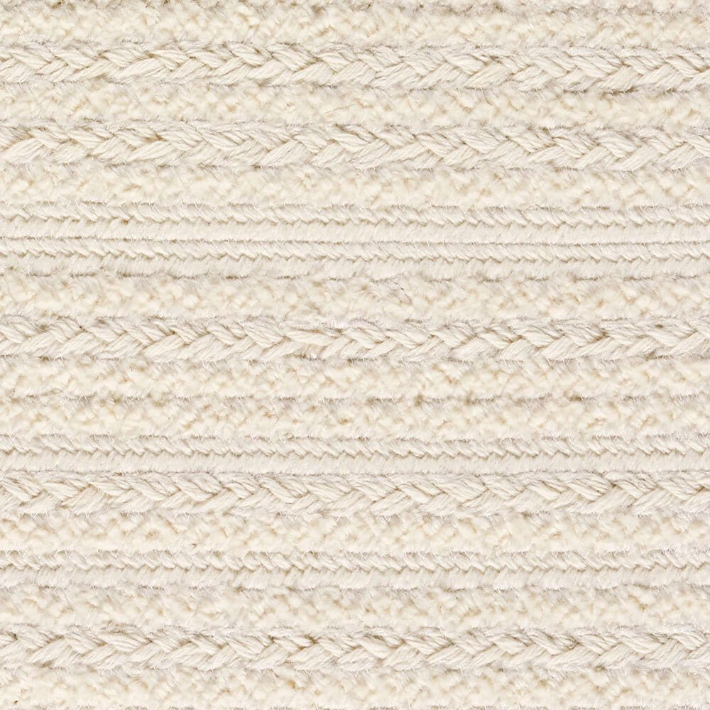 Capel Bayview 0036-600 8' x 11' Oval Lambswool Area Rug, , large