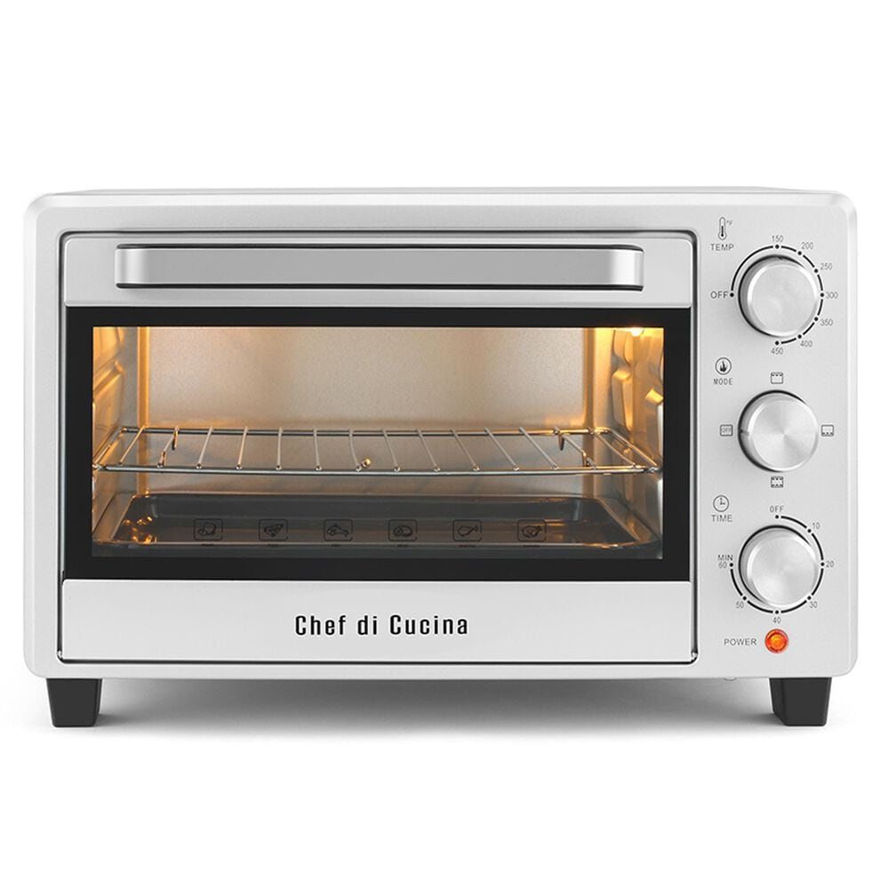 Chef di Cucina 21 Liter Toaster Oven, , large
