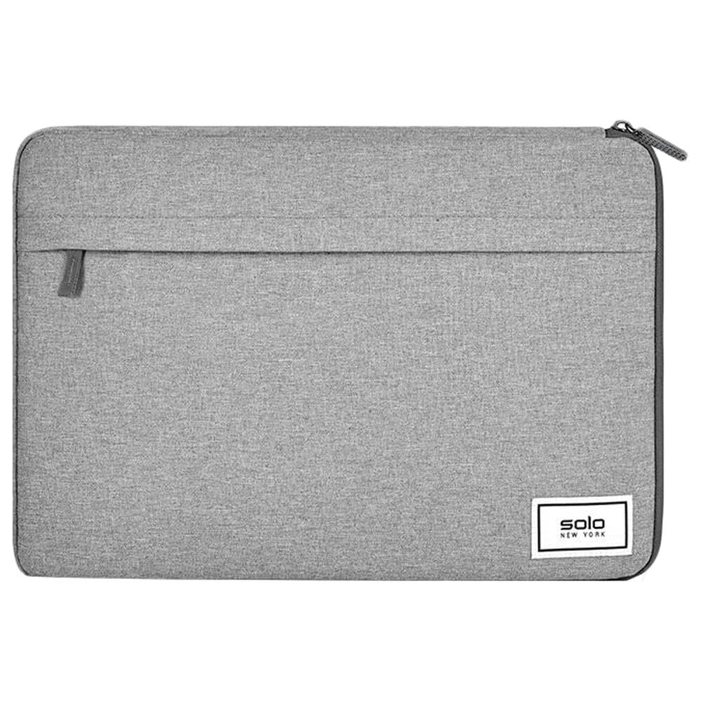 "Solo Focus Sleeve for 15.6"" Laptop in Gray, , large"