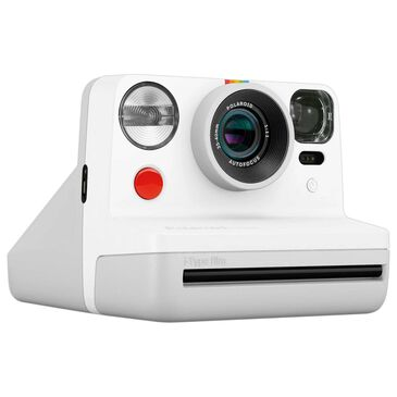 Polaroid Now i-Type Instant Camera in White, , large