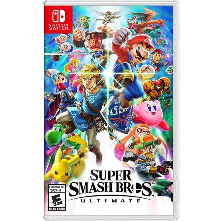 Super Smash Bros video game
