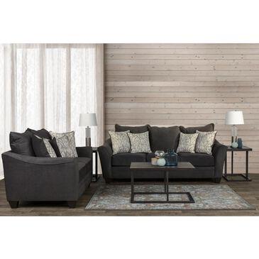 Contemporary 7-Piece Living Room Set , , large