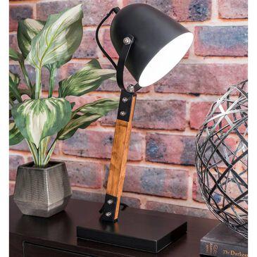"nuLOOM Stella 20"" Table Lamp in Black, , large"