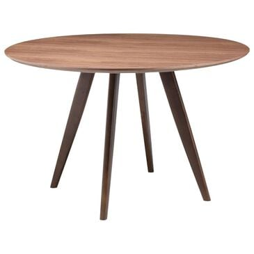 Moe's Home Collection Dover Small Dining Table in Light Brown, , large