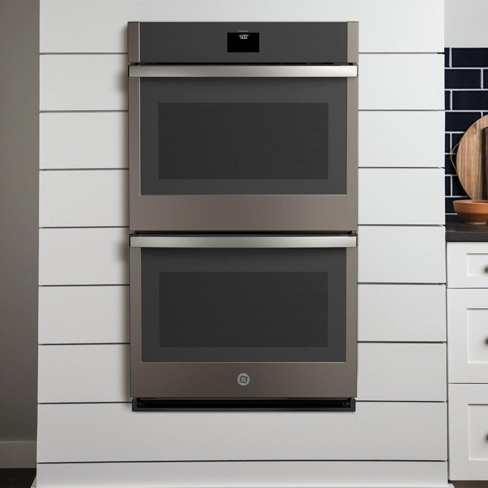"""GE Appliances 27"""" Built-In Double Wall Oven with Convection in Stainless Steel, , large"""