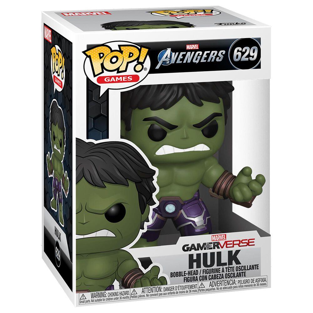 Funko Pop Marvel Avengers Hulk, , large