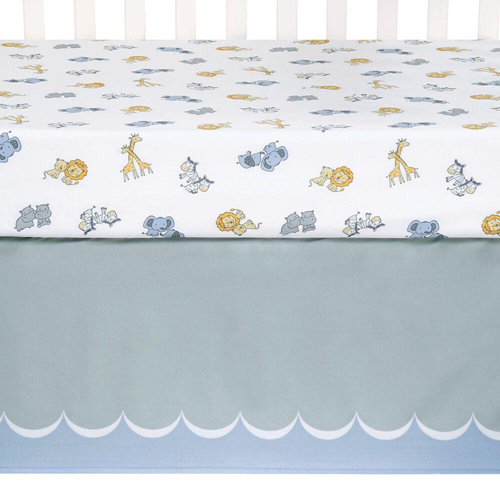 Trend Labs Noah's Ark 4-Piece Crib Bedding Set, , large