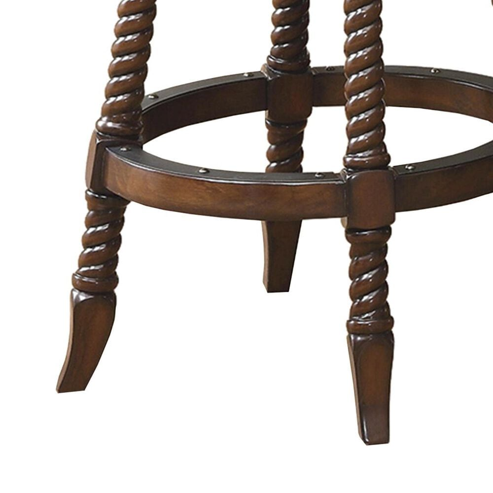 """Pacific Landing 29"""" Bar Stool in Cherry, , large"""