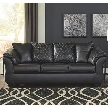 Signature Design by Ashley Betrillo Sofa in Black, , large