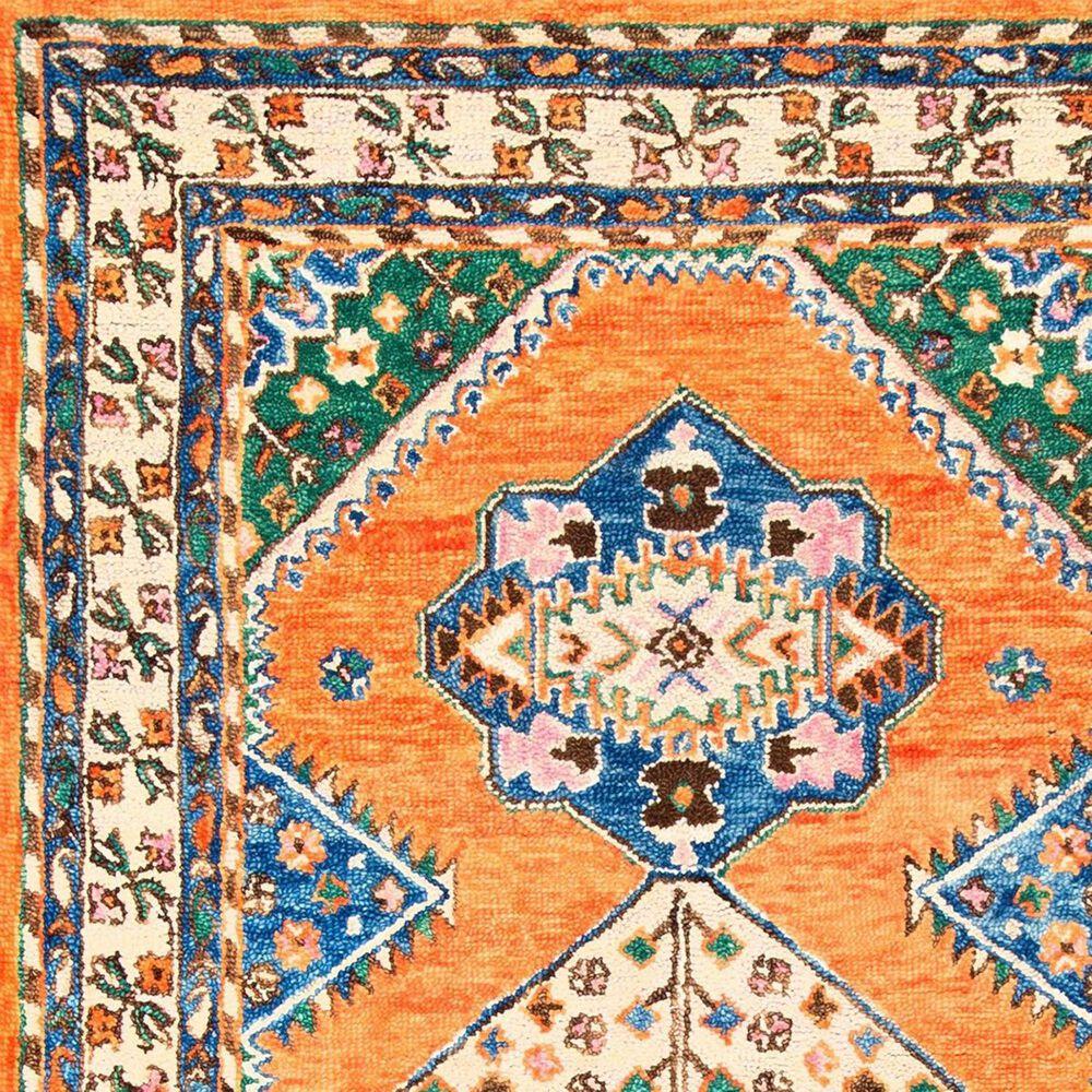 nuLOOM Shanti MJSH01A 5' x 8' Orange Area Rug, , large