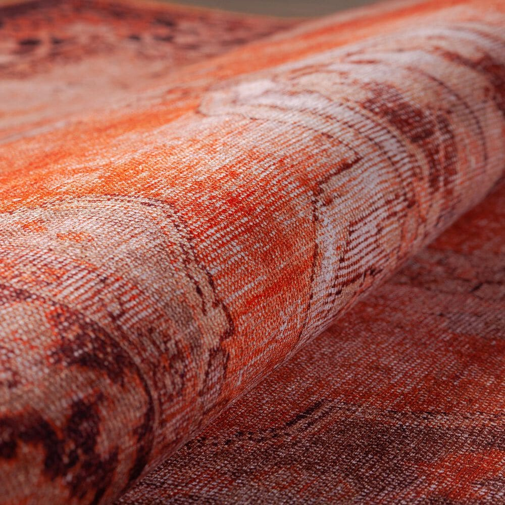 "Dalyn Rug Company Amanti AM1 8'6"" x 12'9"" Ginger Area Rug, , large"