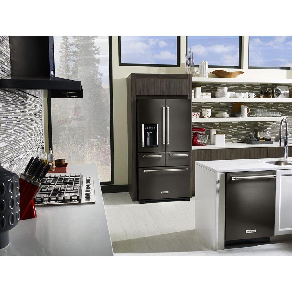 KitchenAid 25.8 Cu. Ft. Freestanding Refrigerator with Platinum Interior Design, , large