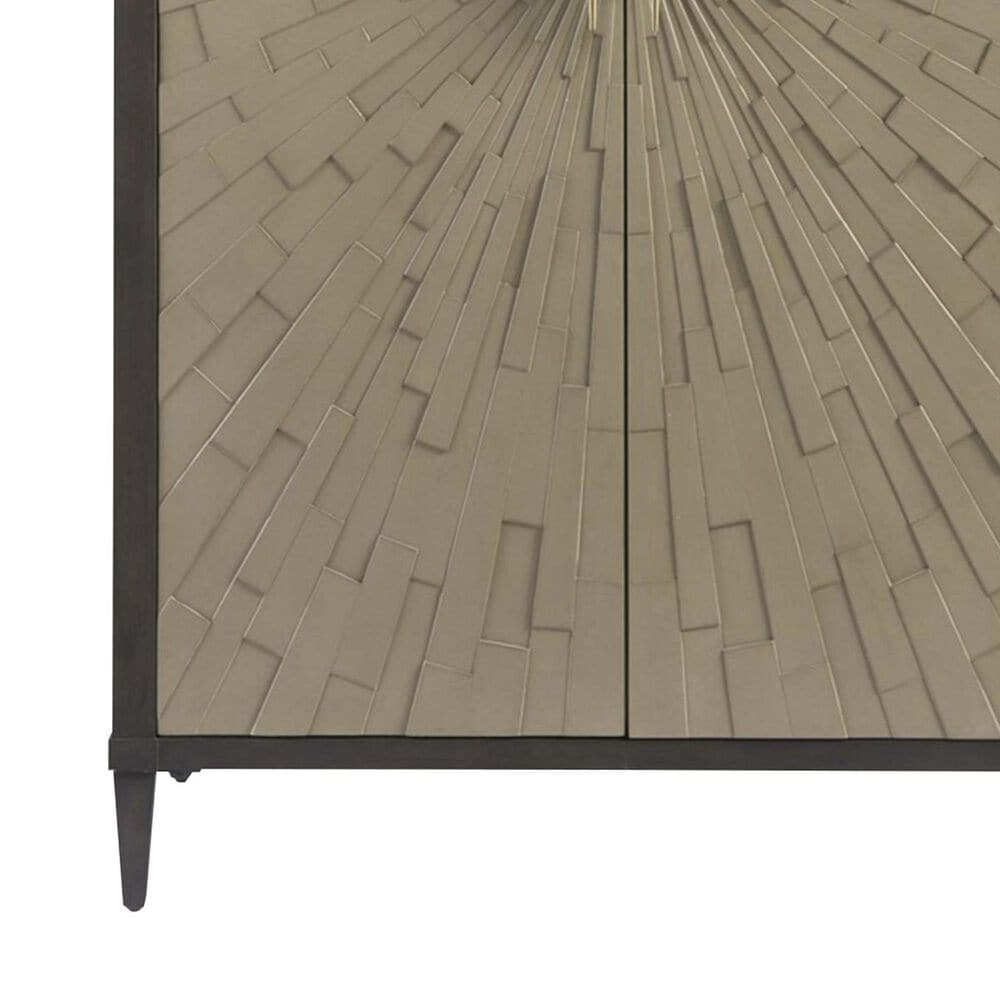 Furniture Worldwide Soliloquy Armoire in Cocoa, , large
