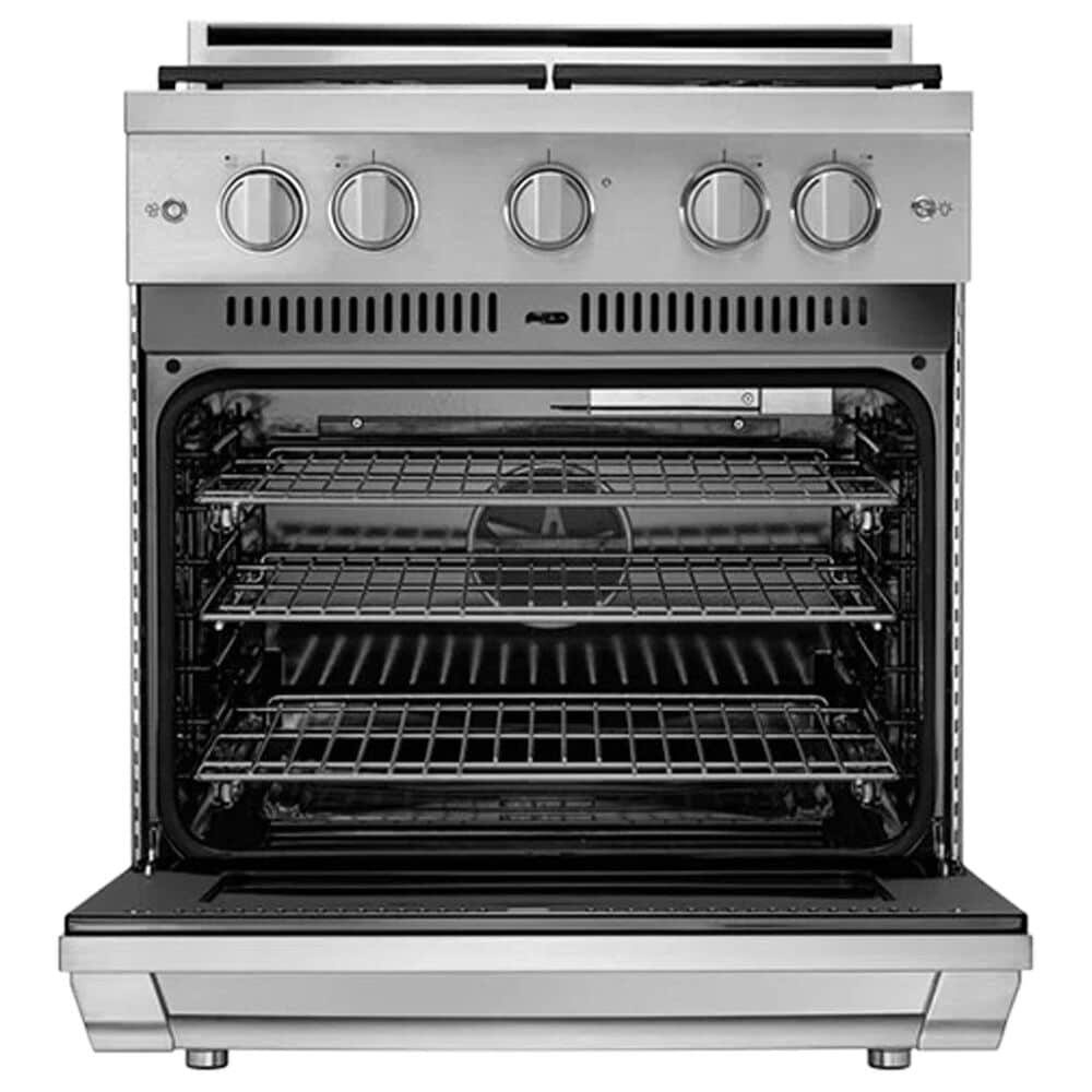 """Dacor 30"""" Natural Gas Range in Silver Stainless Steel, , large"""
