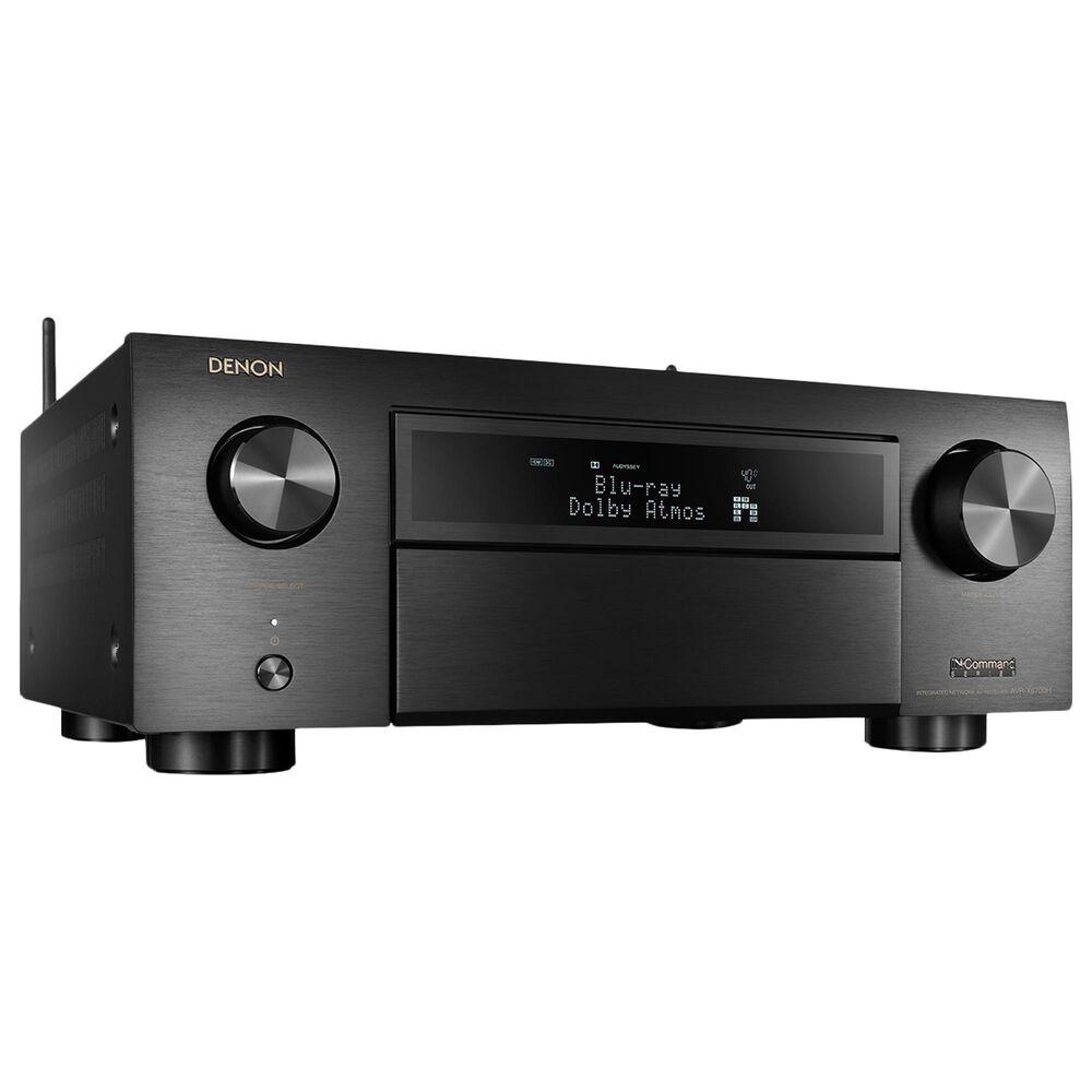 Denon 11.2 Channel AV Receiver in Black, , large