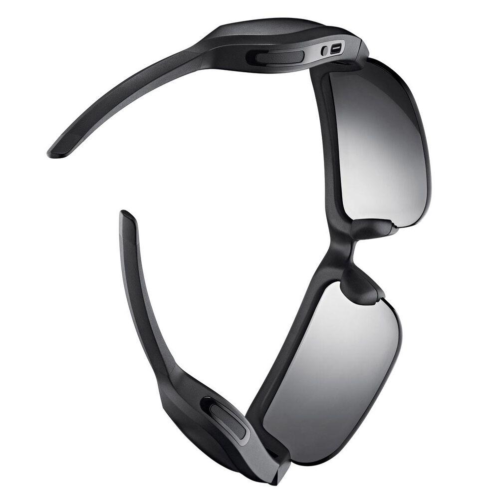 Bose Frames Tempo  Sports Sunglasses with Polarized Lenses  Black, , large