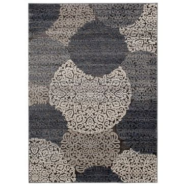 "Trisha Yearwood Rug Collection Tywd Enjoy Mallory 5' x 7'6"" Chalk Nightfall Area Rug, , large"
