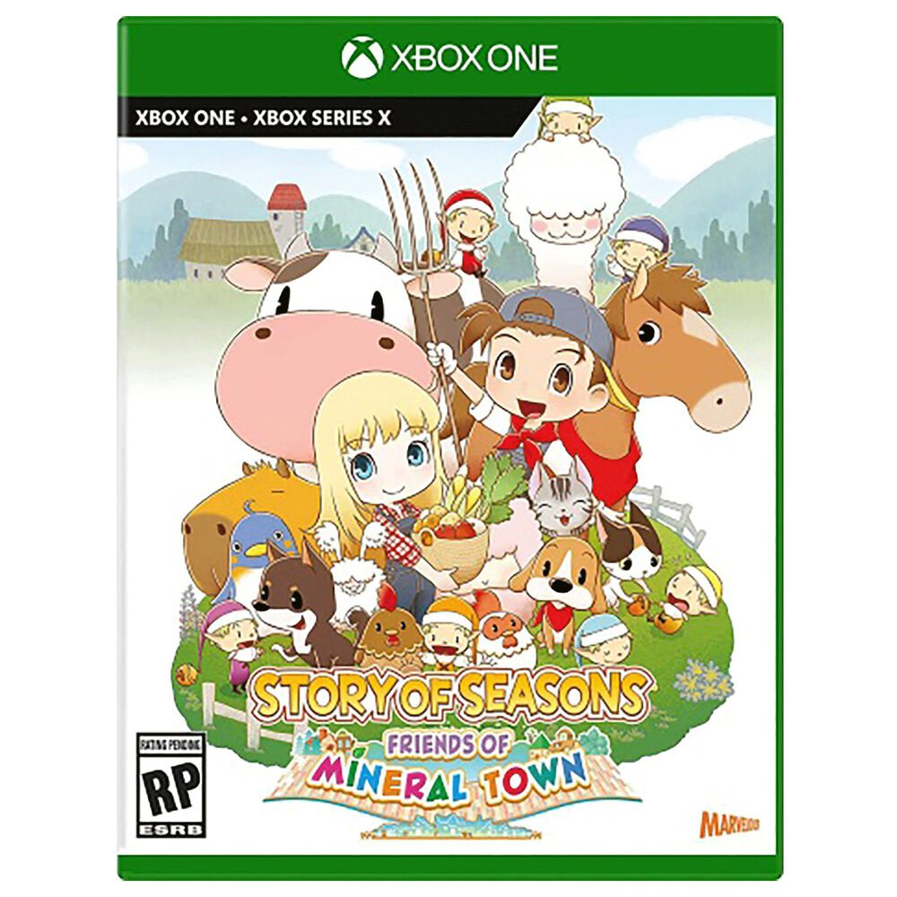 Story of Seasons: Friends of Mineral Town - Xbox One, , large