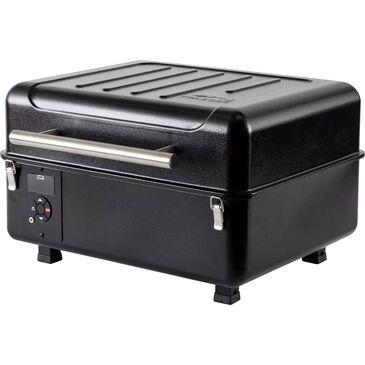 Traeger Grills Ranger Portable Pellet Grill in Black, , large
