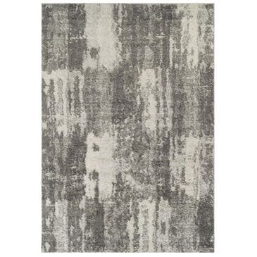 """Dalyn Rug Company Rocco RC8 3'3"""" x 5'1"""" Ivory Area Rug , , large"""