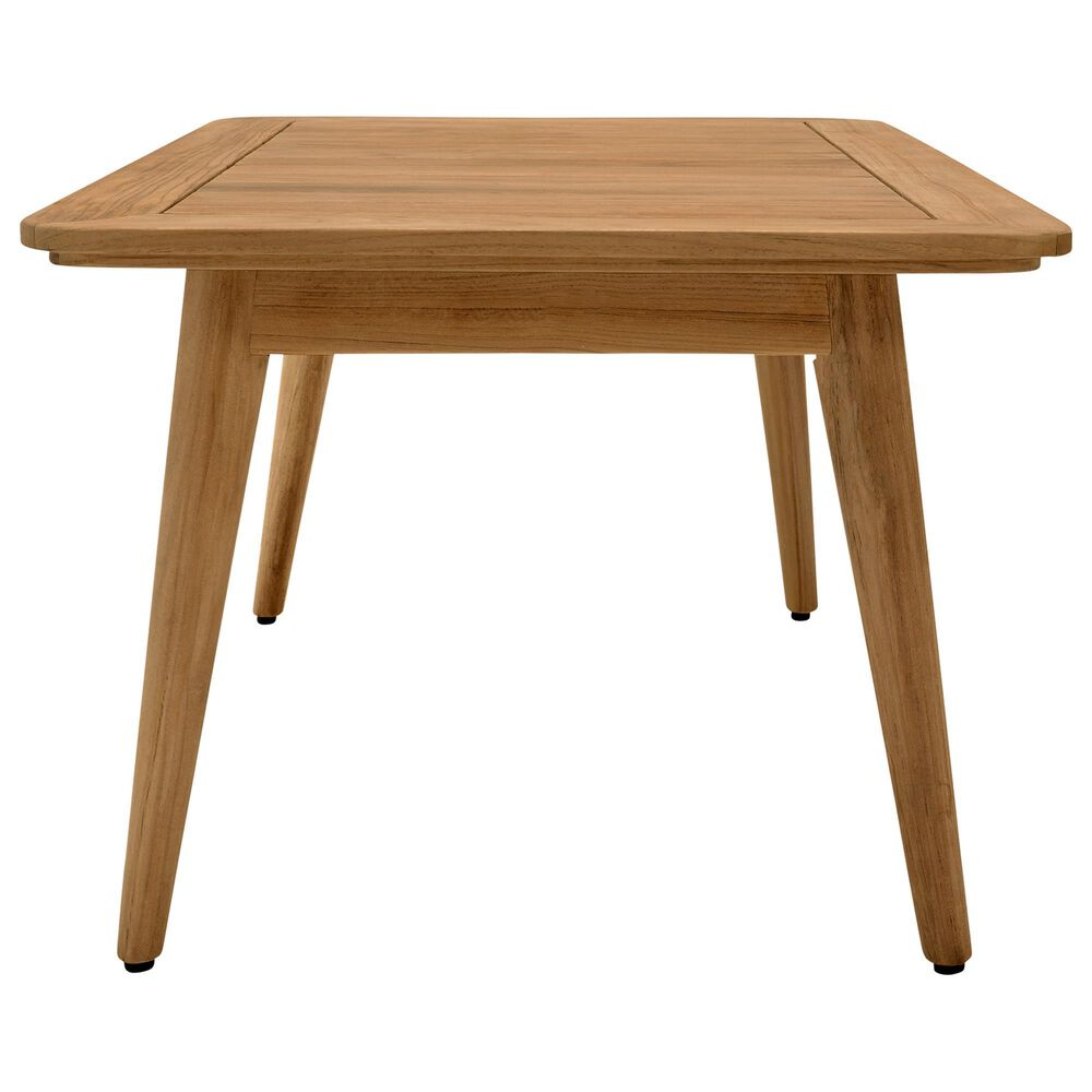 Blue River Eve Patio Coffee Table in Teak, , large
