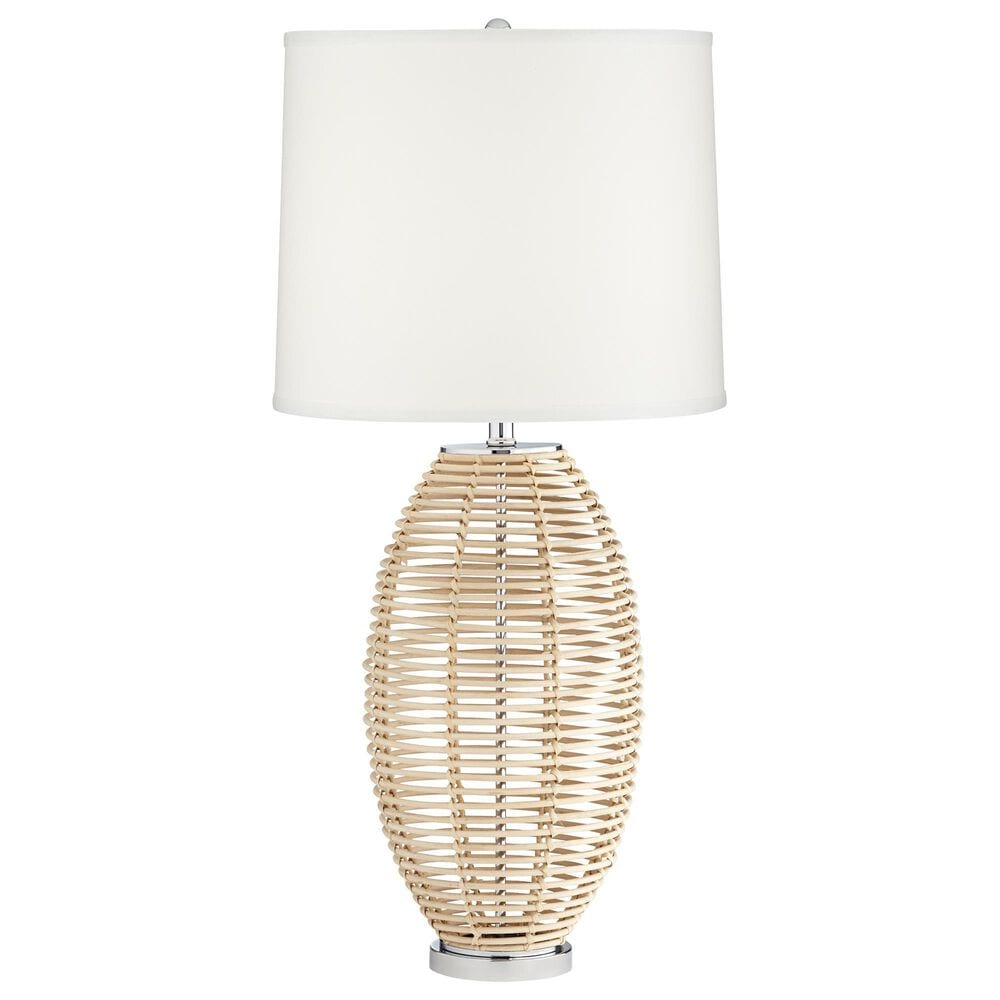 Pacific Coast Lighting Knoll Table Lamp in Natural, , large