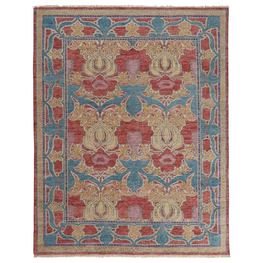 Feizy Rugs Beall 2' x 3' Multicolor Area Rug, , large