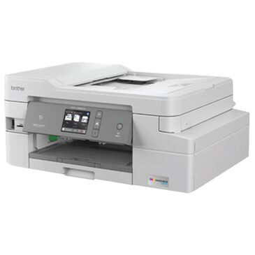 Brother XL Extended Print INKvestment Tank Color Inkjet All-in-One Printer, , large