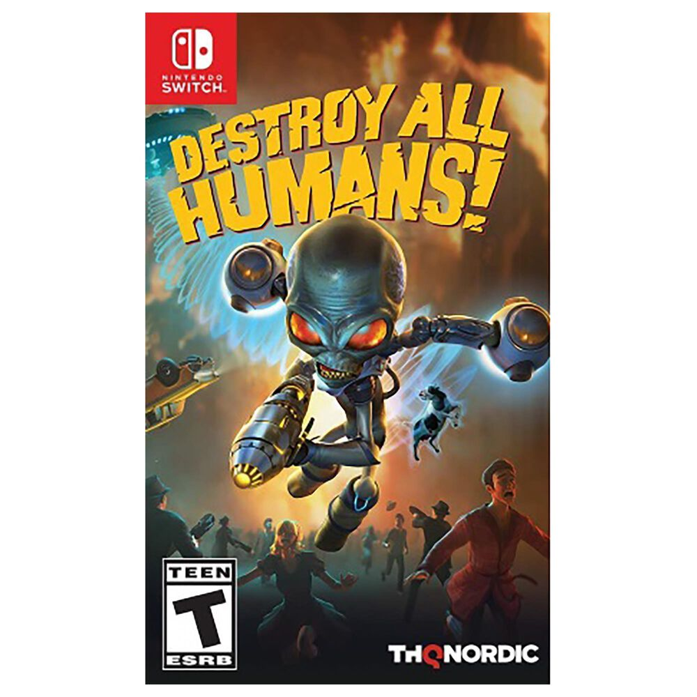Destroy All Humans! - Nintendo Switch, , large