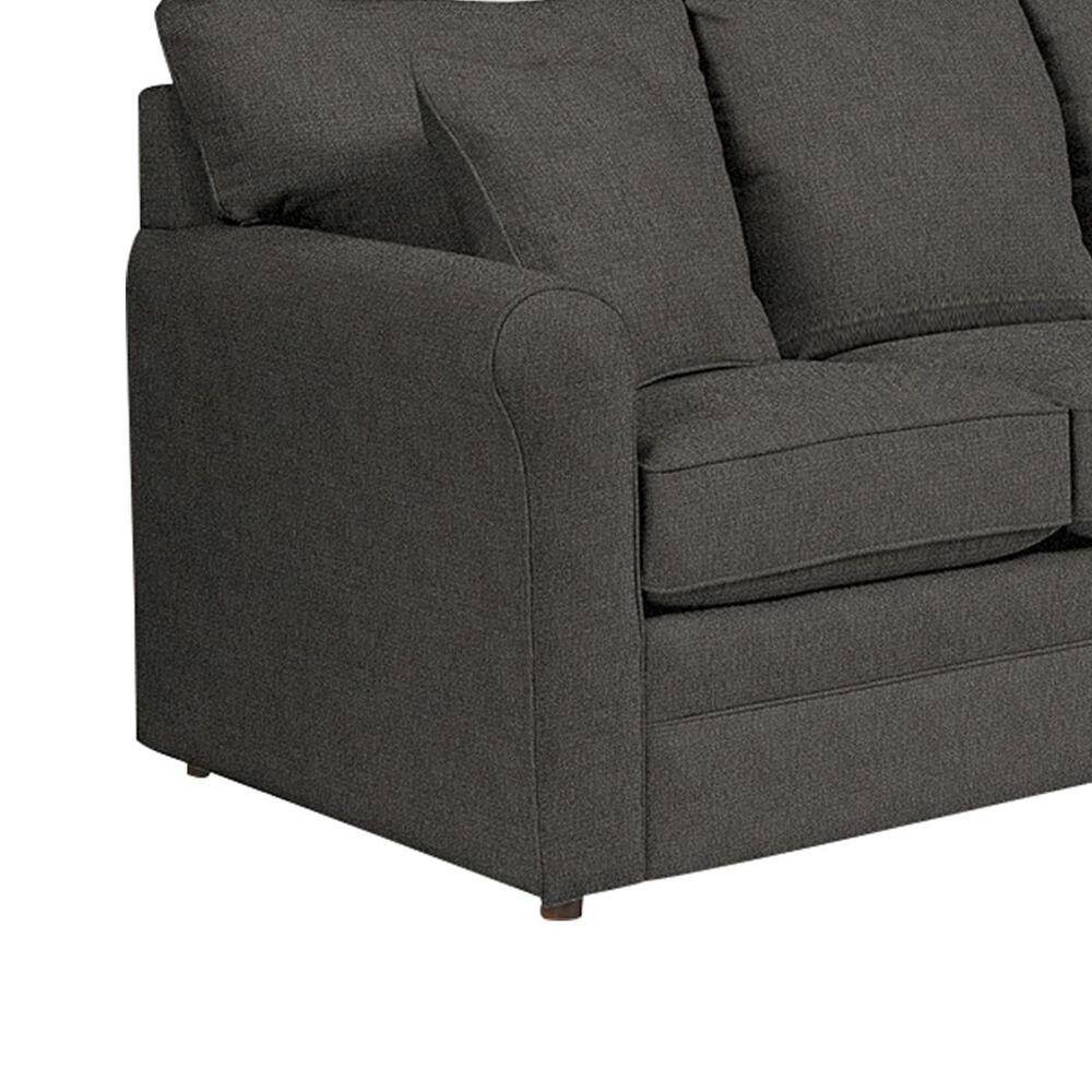 La-Z-Boy Leah Premier Queen Sleeper Sofa in Midnight, , large