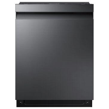 Samsung StormWash 42 dBA Dishwasher in Fingerprint Resistant Black Stainless Steel , , large