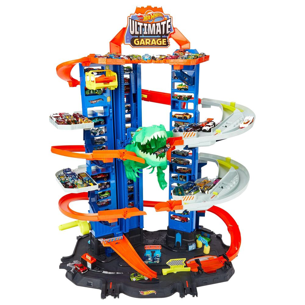 Mattel Hot Wheels City Ultimate Garage, , large