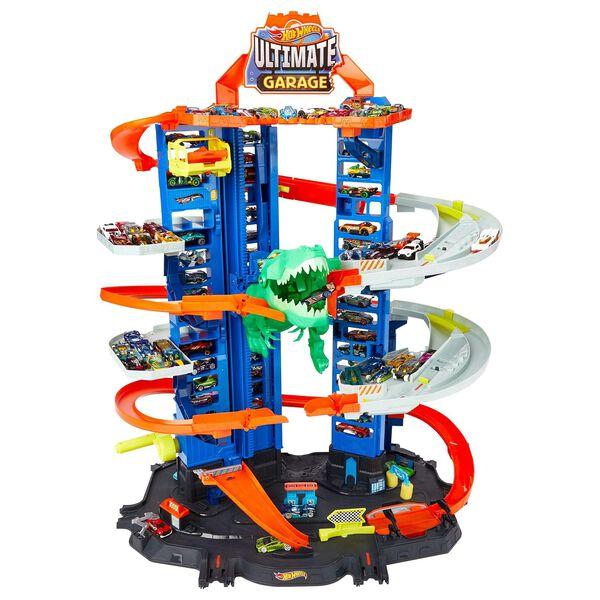 Mattel City Ultimate Garage