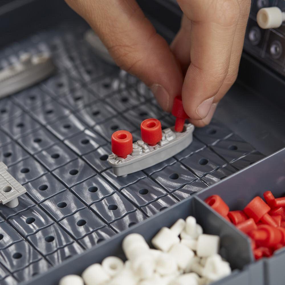 Hasbro Battleship Classic Board Game Strategy Game, , large