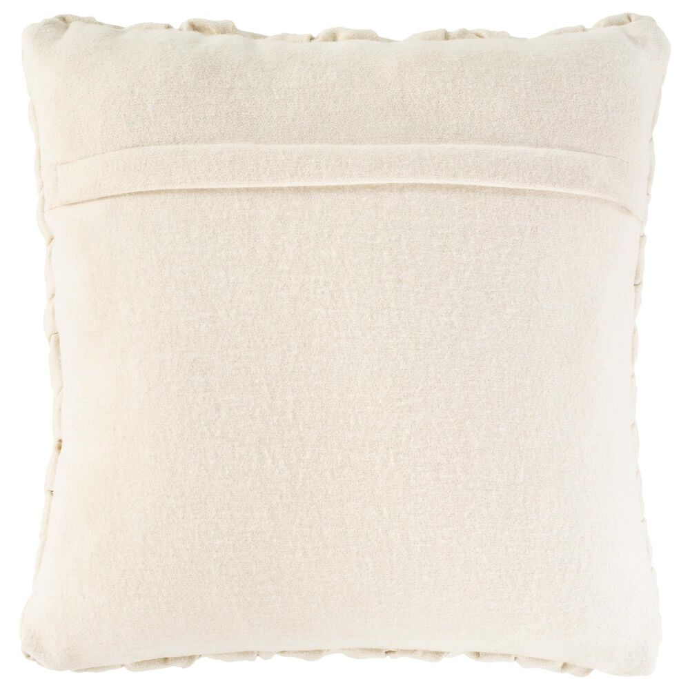"Surya Inc Alana 20"" x 20"" Down Pillow in Cream, , large"