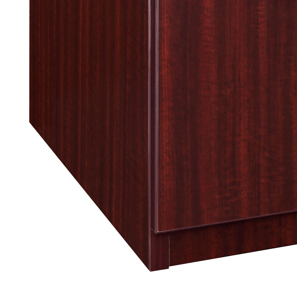 Regency Global Sourcing Legacy File Pedestal in Mahogany, , large