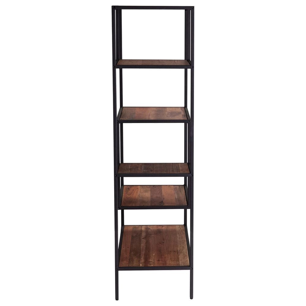Southern Enterprises Mathry Etagere in Natural and Gray, , large