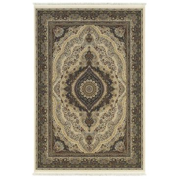 "Oriental Weavers Masterpiece 111W 7'10"" x 10'10"" Ivory Area Rug, , large"