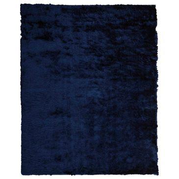 "Feizy Rugs Indochine 4550F 4'9"" x 7'6"" Dark Blue Area Rug, , large"