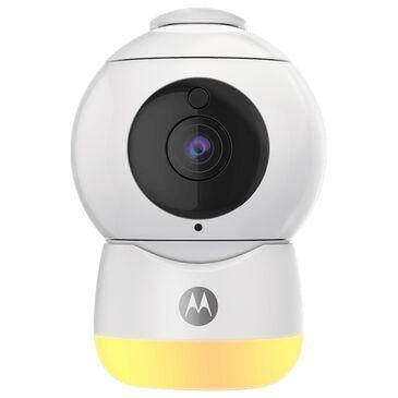 Motorola Peekaboo HD Wi-Fi Video Baby Camera in White, , large