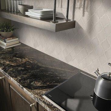 "MS International Highland Park Portico Pearl Arabesque 15.5"" x 10.83"" Ceramic Tile, , large"