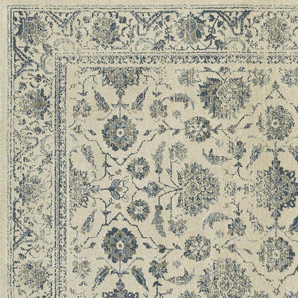 "Oriental Weavers Linden 7909A 2'3"" x 7'6"" Ivory Runner, , large"