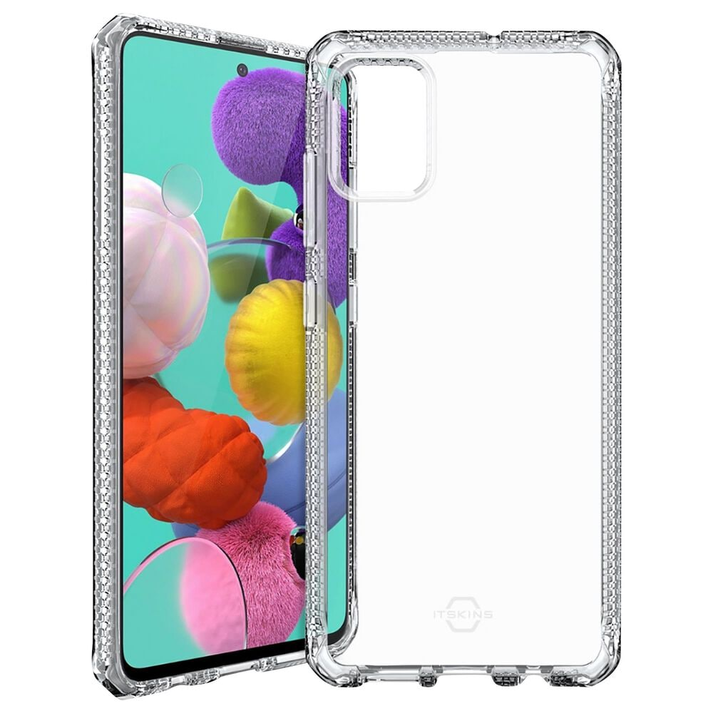 ITSkins Spectrum Clear Case for Samsung Galaxy A51 in Transparent, , large
