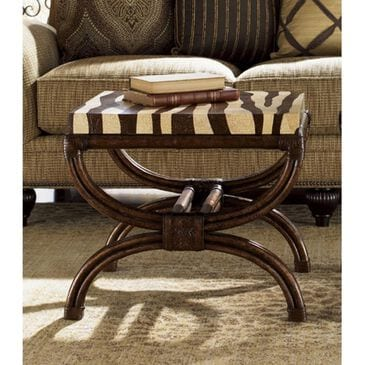 Tommy Bahama Home Royal Kahala Delight Accent Table in Golden Tortoise Shell, , large