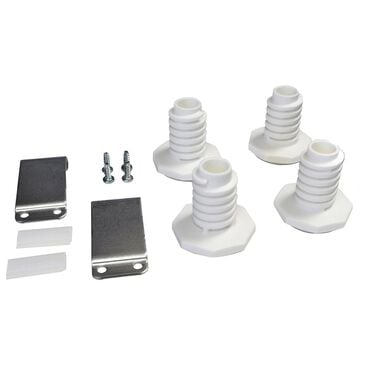 Whirlpool Stack Kit in White, , large