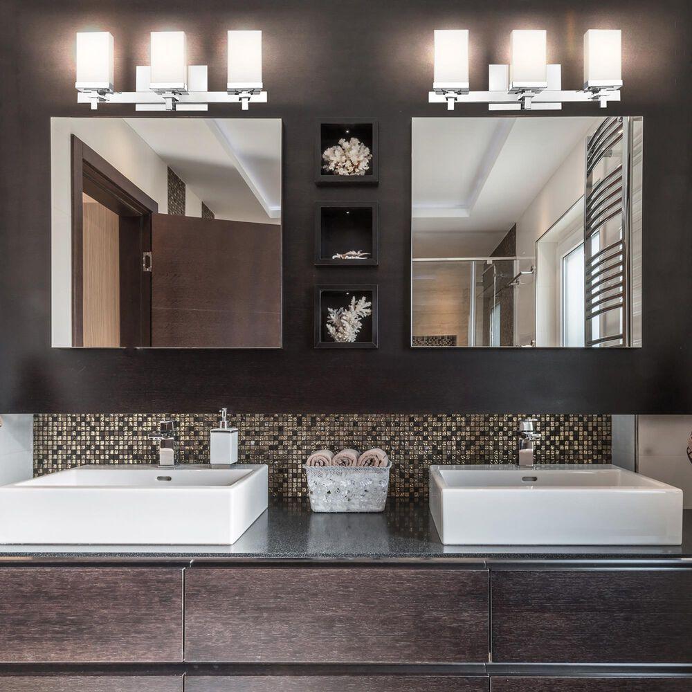 Golden Lighting Maddox 3-Light Bath Vanity in Chrome, , large