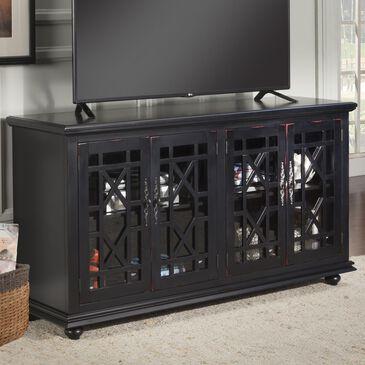Martin Svensson Home Cassandra TV Stand in Antique Black, , large