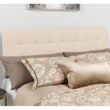 Flash Furniture Bedford Queen Headboard in Beige, , large
