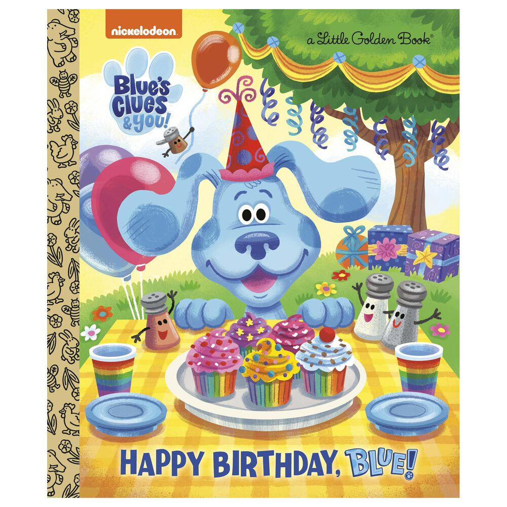 Happy Birthday, Blue!, , large